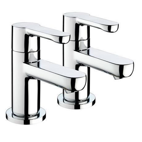 Bristan - Nero Bath Taps - Chrome - NR-3/4-C
