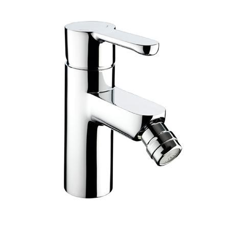 Bristan - Nero Bidet Mixer with Pop-up Waste - Chrome - NR-BID-C