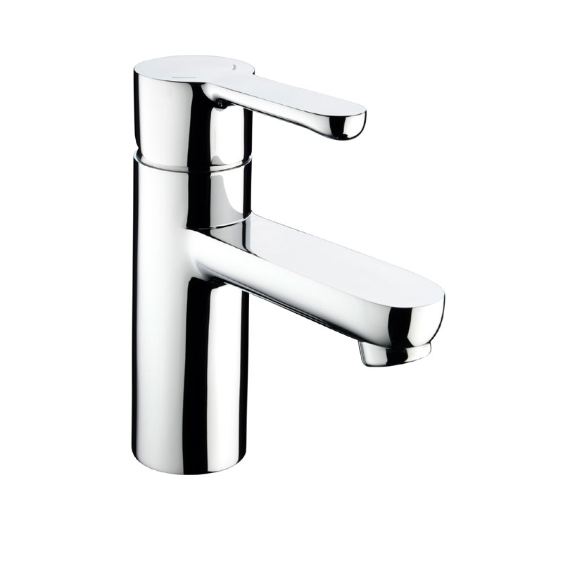Bristan - Nero Basin Mixer (no waste) - Chrome - NR-BASNW-C profile large image view 1
