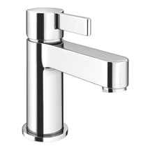 Nova Cloakroom Mini Basin Mixer Tap inc Click Clack Waste Medium Image