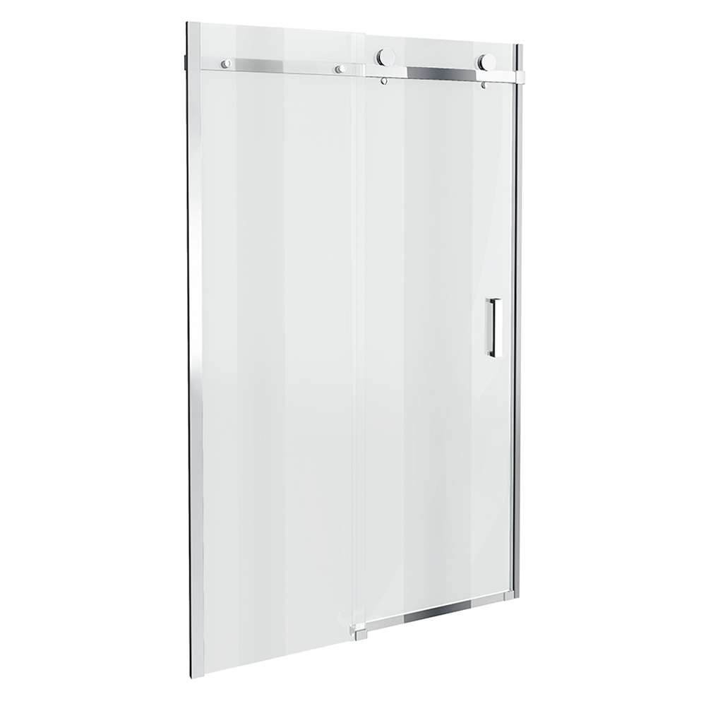 Nova Frameless Sliding Shower Door profile large image view 3