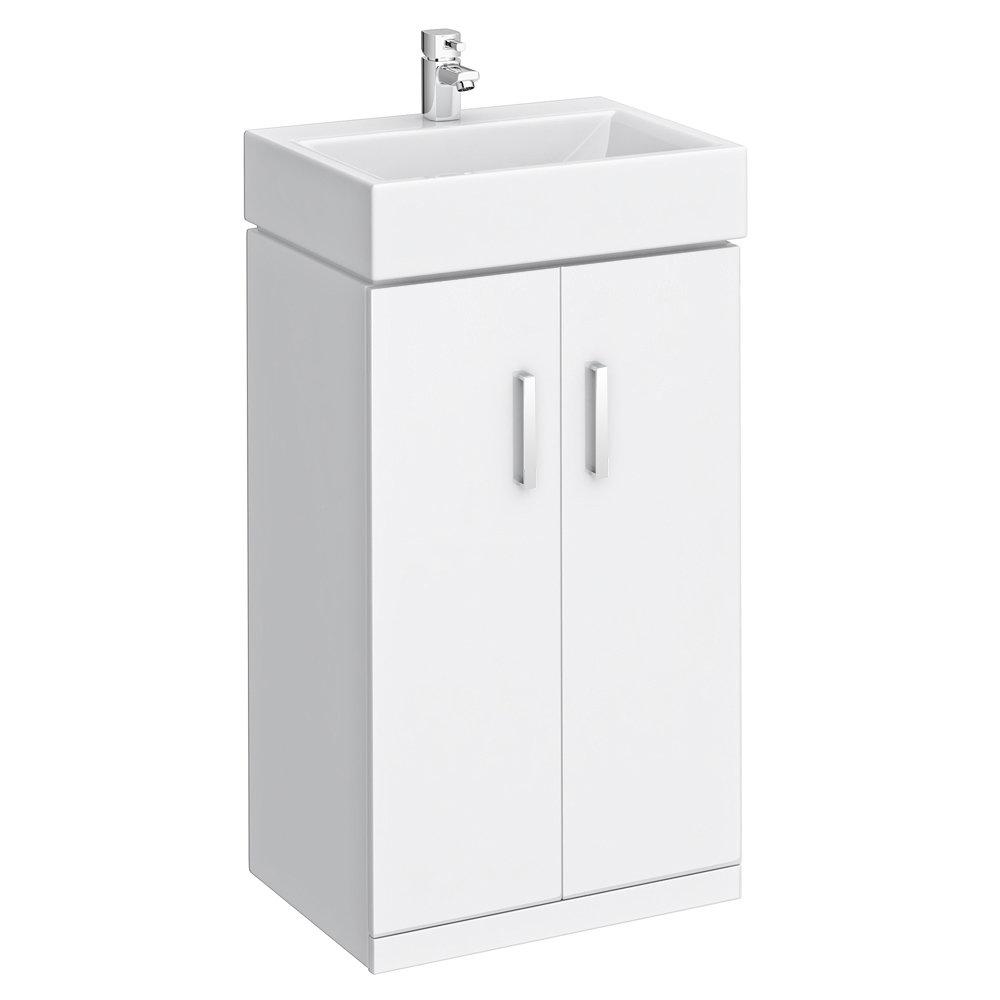 Nova Furniture Pack - White Gloss profile large image view 2
