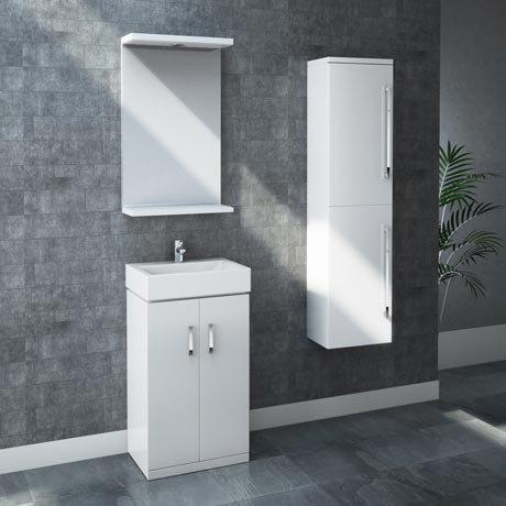 Nova Furniture Pack - White Gloss