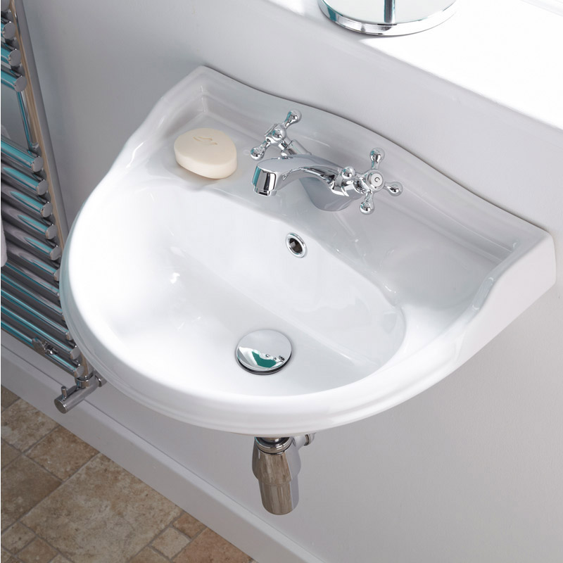 Novad Ceramic Cloakroom Suite Profile Large Image