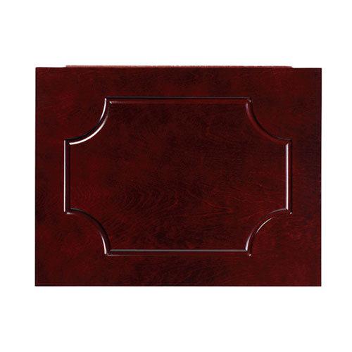 Tavistock Milton 700mm End Bath Panel - Mahogany Large Image