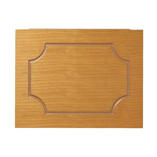 Tavistock Milton 700mm End Bath Panel - Antique Pine profile large image view 1