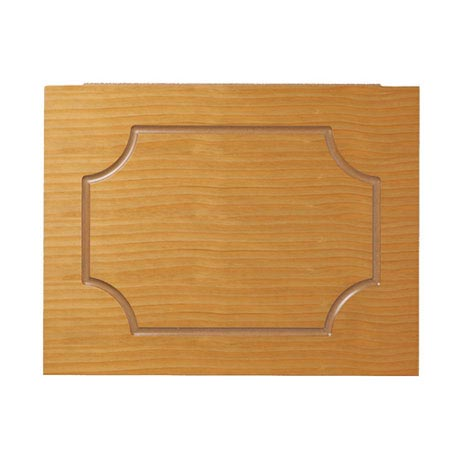 Tavistock Milton 700mm End Bath Panel - Antique Pine