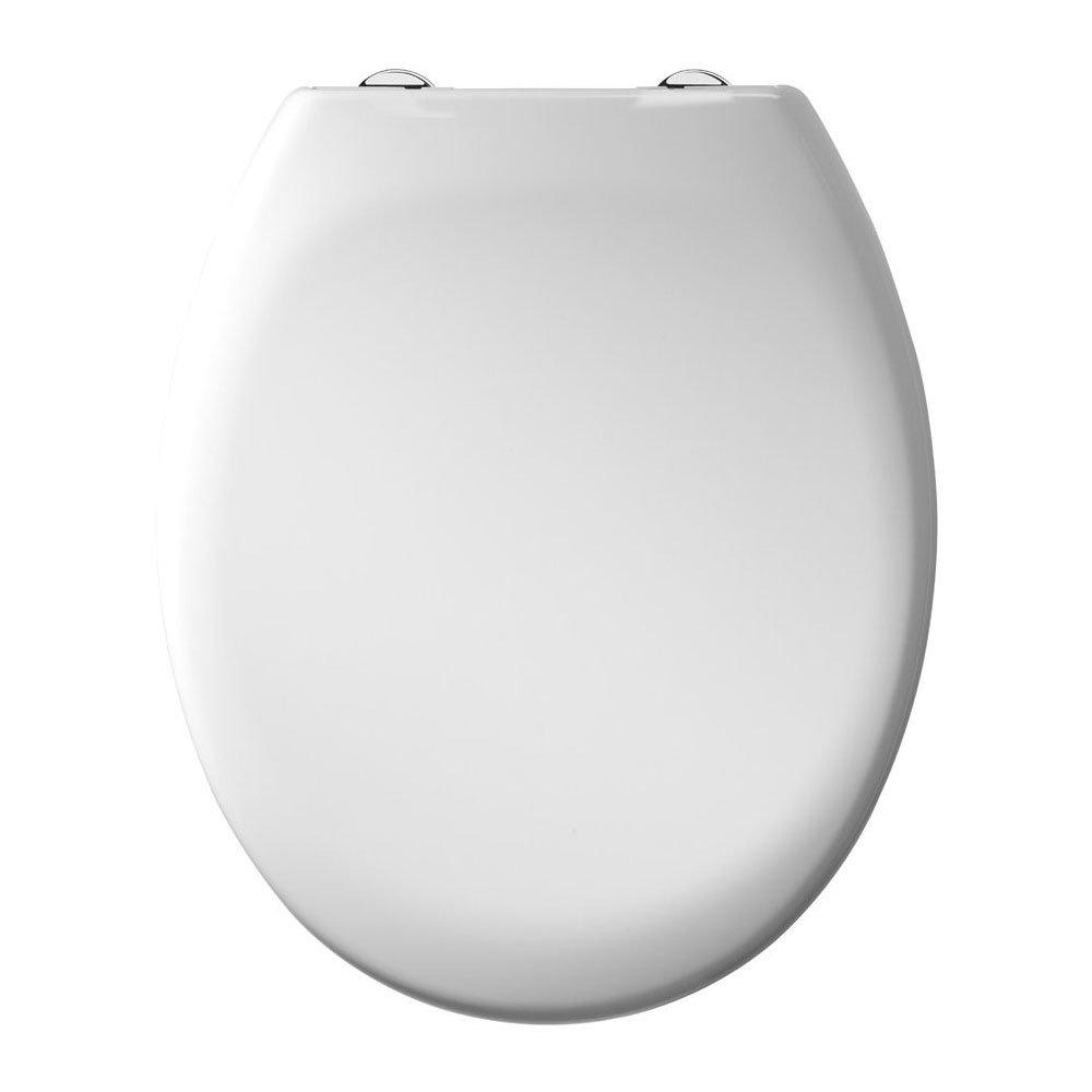 Tavistock Alpine Quick Release Soft Close Toilet Seat profile large image view 2