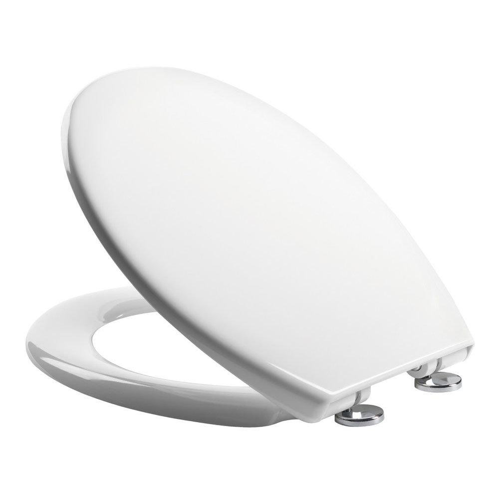 Tavistock Alpine Quick Release Soft Close Toilet Seat profile large image view 1