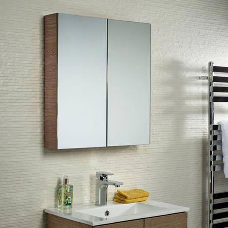 Tavistock Observe Double Door Mirror Cabinet Montana Gloss Online