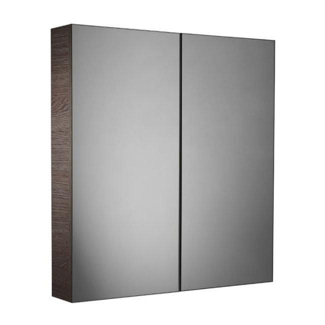 Tavistock Observe Double Door Mirror Cabinet - Montana Gloss Large Image