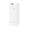 Hudson Reed 300x355mm Gloss White Full Depth Drawer Line Base Unit profile small image view 1
