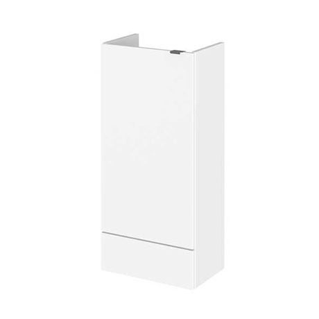 Hudson Reed 400x255mm Gloss White Compact Base Unit