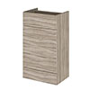 Hudson Reed 500x355mm Driftwood Full Depth WC Unit profile small image view 1