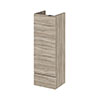 Hudson Reed 300x255mm Driftwood Compact Base Unit profile small image view 1