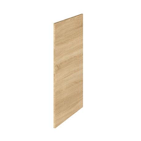 Hudson Reed 370mm Natural Oak Decorative End Panel