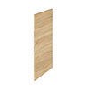 Hudson Reed 370mm Natural Oak Decorative End Panel Medium Image