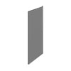 Hudson Reed 370mm Gloss Grey Decorative End Panel Medium Image