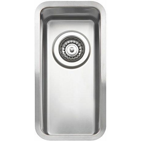 Reginox Ohio 18x40 1.0 Bowl Stainless Steel Kitchen Sink