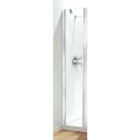 Coram - Optima Inline Panel - White - Various Size Options