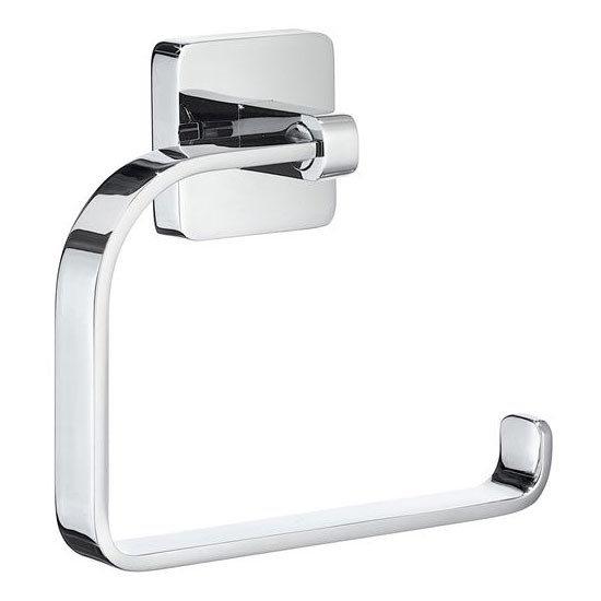 Smedbo Ice Toilet Roll Holder - Polished Chrome - OK341 Large Image