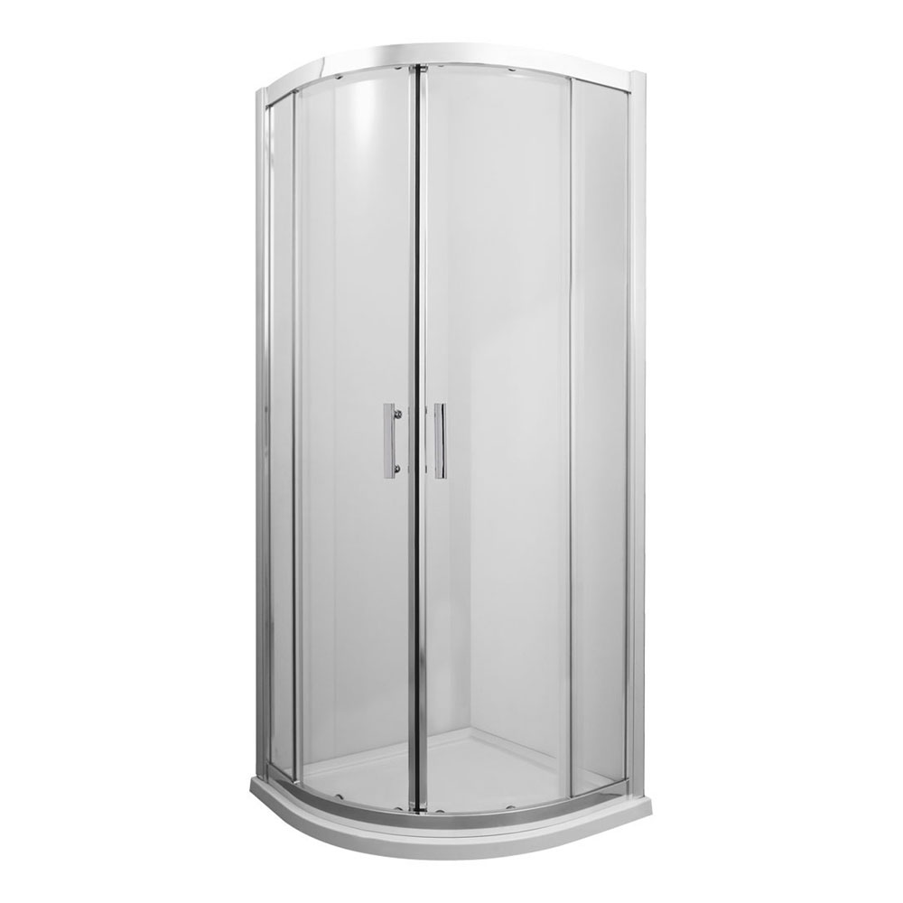 Old London - Quadrant Shower Enclosure - 900 x 900mm - OLSEQ9 Large Image