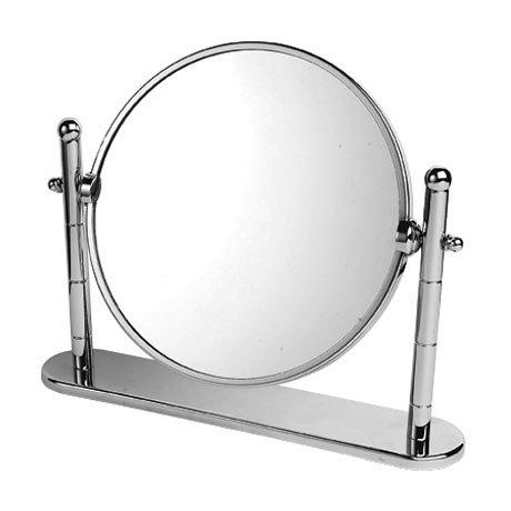 Omega Freestanding Mirror Cosmetic Shaving Mirrors