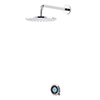 Aqualisa Optic Q Smart Shower Concealed with Fixed Head profile small image view 1