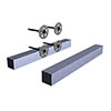 Orion Bath Panel Mounting Kit profile small image view 1