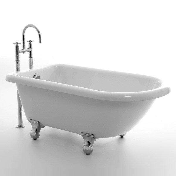 Royce Morgan Orlando 1380 Luxury Freestanding Bath with Waste Large Image