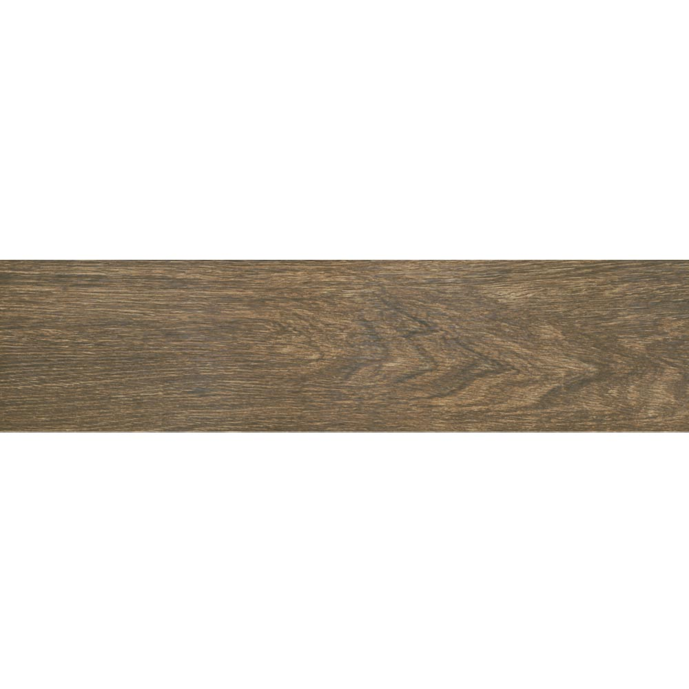 Oslo Dark Wood Tiles - Wall and Floor - 150 x 600mm Standard Large Image