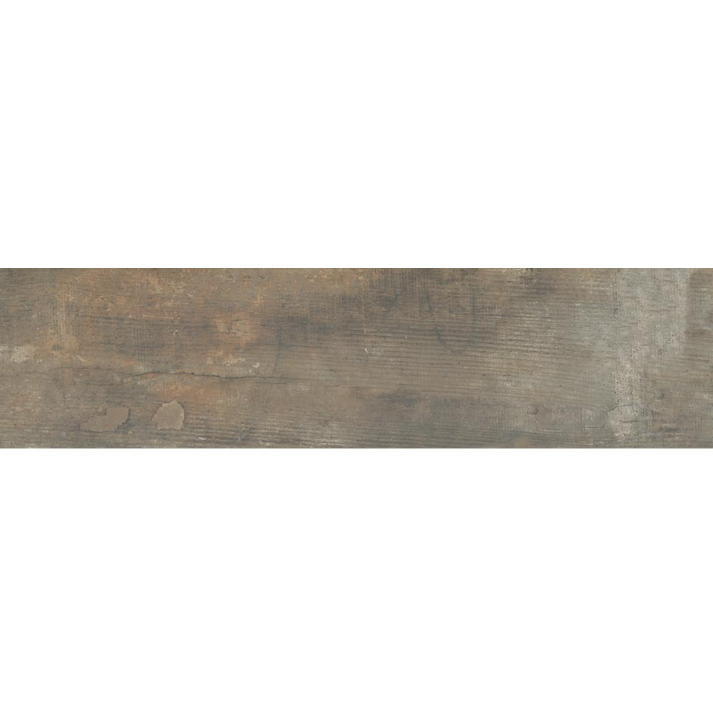 Oslo Vintage Wood Tiles - Wall and Floor - 150 x 600mm Feature Large Image