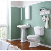 Oxford 4-Piece Traditional Bathroom Suite Medium Image