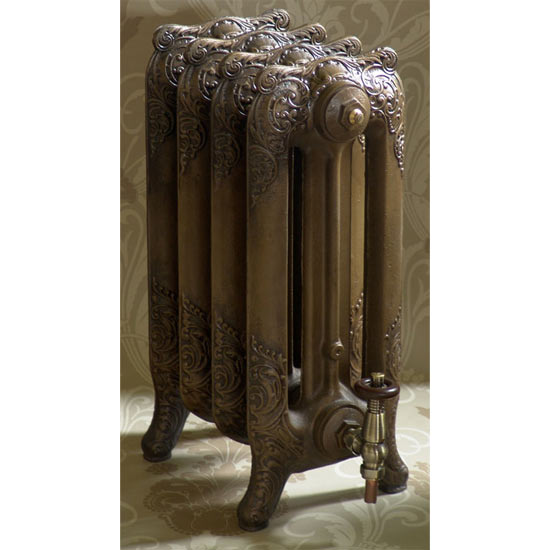 Paladin - Oxford 3 Column Radiator - 570mm Height - Various Width and Colour Options Large Image