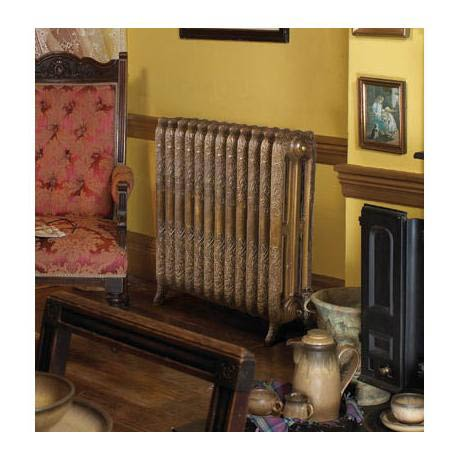 Paladin - Oxford 3 Column Radiator -765mm Height - Various Width and Colour Options