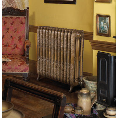 Paladin - Oxford 3 Column Radiator -765mm Height - Various Width and Colour Options Large Image