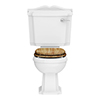 Oxford Traditional Toilet with Soft Close Seat - Various Colour Options profile small image view 1
