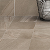 Oceania Stone Grey Floor Tiles - 33 x 33cm Small Image
