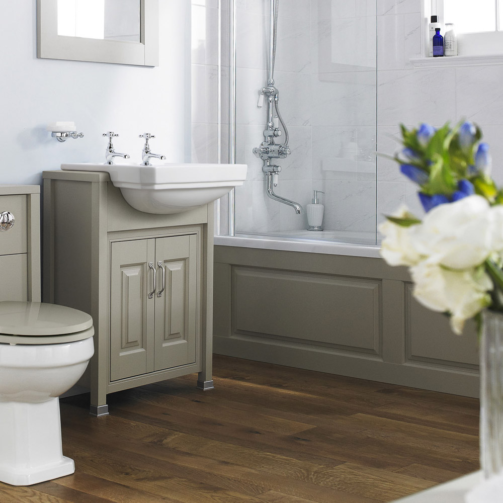 Old London Bathroom Furniture Collection