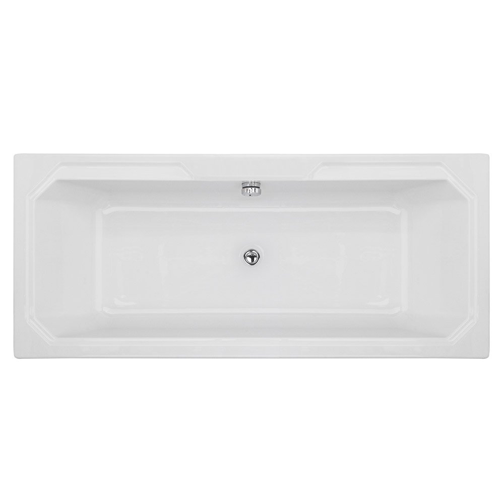 Old London - Ascott 1800 x 800 Double Ended Traditional Bath - LDB114 Large Image