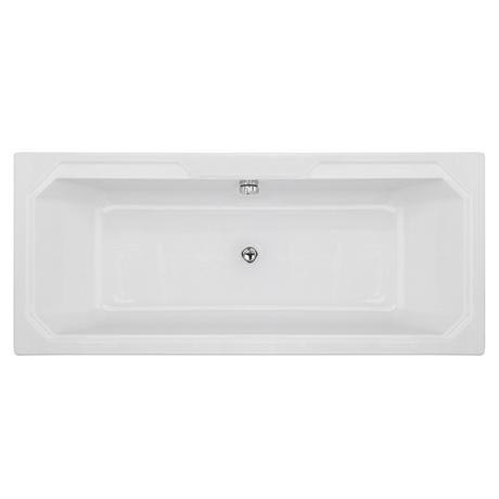 Old London - Ascott 1800 x 800 Double Ended Traditional Bath - LDB114
