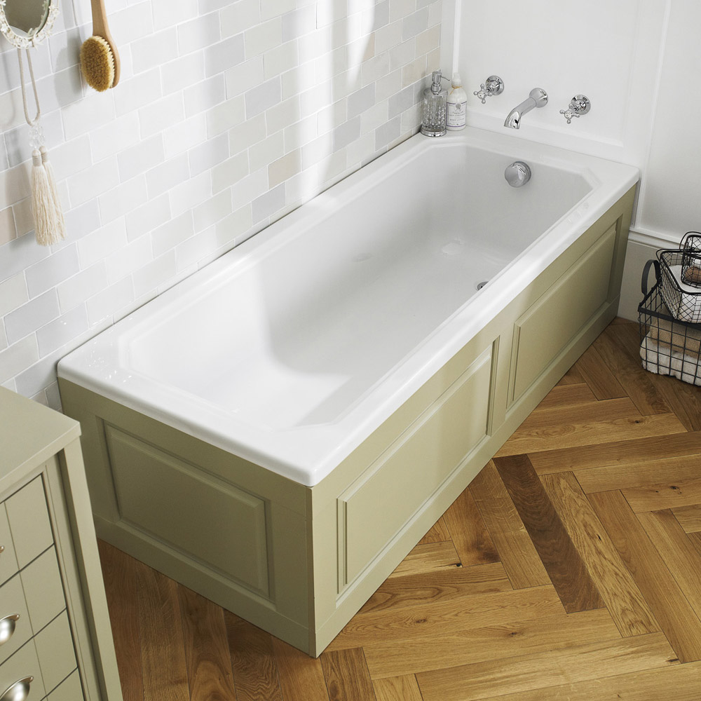 Old London Ascott Single Ended Traditional Bath