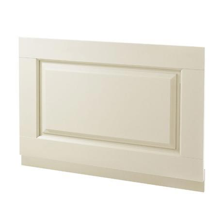 Old London - End Bath Panel & Plinth - Ivory - 3 Size Options
