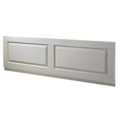 Old London - Front Bath Panel & Plinth - Stone Grey - 2 Size Options