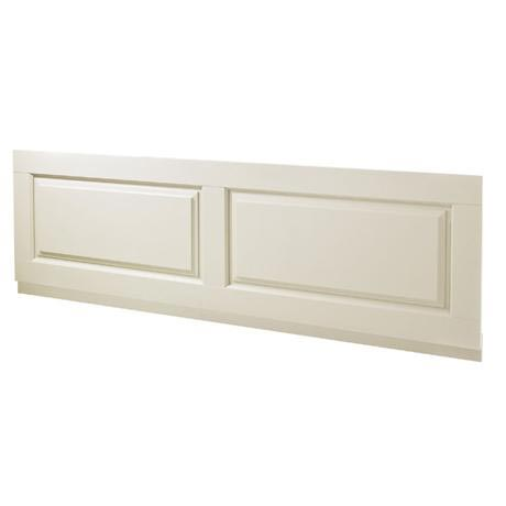 Old London - Front Bath Panel & Plinth - Ivory - 2 Size Options