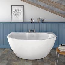 Orbit BTW Modern Free Standing Bath (1515 x 940mm) Medium Image