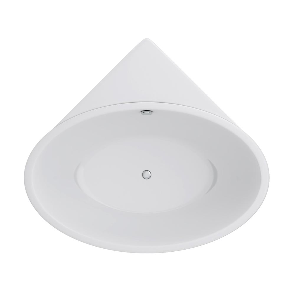 Orbit Corner Modern Free Standing Bath Victorian