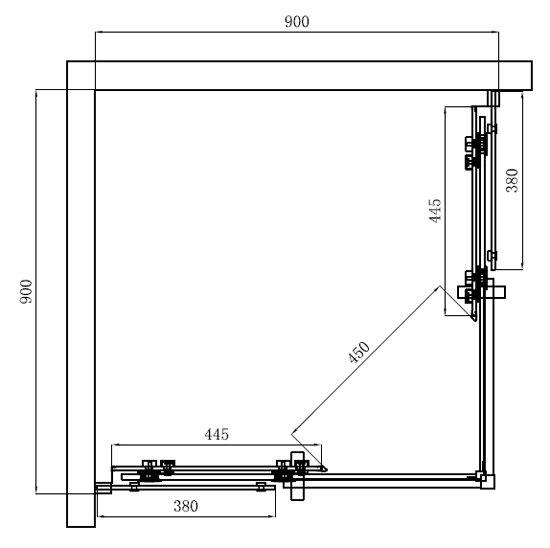 Corner Shower Dimensions Mobroicom - Corner bathtub dimensions standard