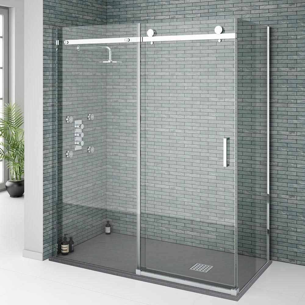 Orion Rectangular Shower Enclosure | How To Install A Shower Enclosure