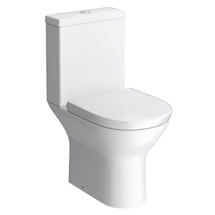 Orion Modern Short Projection Toilet + Soft Close Seat Medium Image